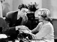 You Can't Take It with You (1938) - James Stewart and Jean Arthur