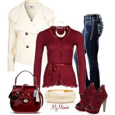 """""""Untitled #373"""" by mzmamie on Polyvore"""