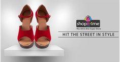 Adiksta Red Heels at shopit4me