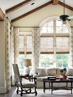 chris holt interiors difficult windows window treatments