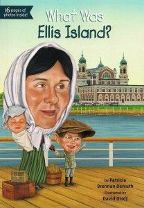 This is a popular series that children love! It talks in child friendly terms about what Ellis Island was!