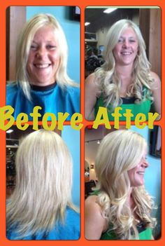 Removing Babe Tape In Hair Extensions 82