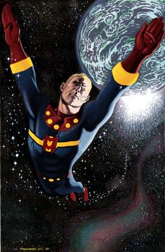 Marvelman by Chris Stevens