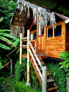 Beautiful Cabins at Isla Verde   Lake Atitlan Guatemala