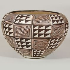 Southwest Indian Pottery | Contemporary | Acoma Pueblo | Lucy ...
