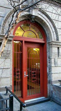 N.York door