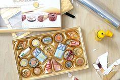 Geldgeschenk zum 60. Geburtstag | Handmade ideas, gifts ...