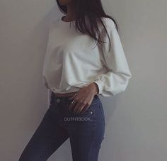 5bbac28a7c9 Follow pinner @mickels13 Bell Sleeve Top, Blouse, Jeans, Instagram Posts,  Clothes