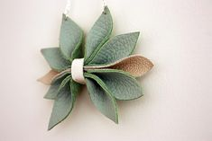 Nature Leather Necklace