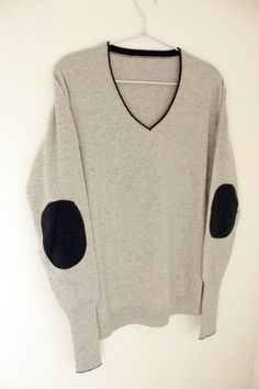 Love the style, v neck and sleeves on this sweater - not the color as its too white for my skin tone. Navy or deep colour would be cool