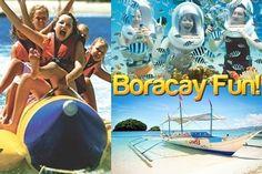 Banana Boat, Online Shopping Deals, Snorkeling, Full Body, Fun Activities, Diving, Philippines, Massage, Helmet