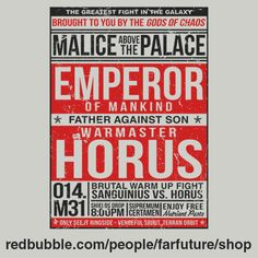 Malice Above The Palace Now available at Farfuture! Available as shirts, posters, prints & stickers!
