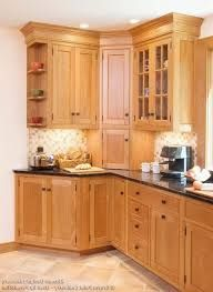 Image Result For Drawers In Angled Corner Cabinet