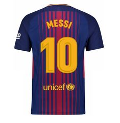 Buy Marex Barcelona home Blue Red Messi Football Jersey for Men Online at  Low Prices a59860c90