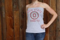 Great ETSY shop for upcycle game day clothes