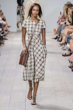 Michael Kors Весна/Лето 2015, Womenswear - Дефиле (#19520)