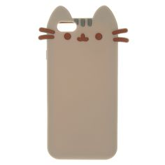 <P>This cute phone case from Pusheen is in the shape of our favorite internet sensation kitten Pusheen! Made from a soft silicone plastic for ultimate protection for your cell phone!</P><P><STRONG>Phone Case</STRONG> by <STRONG>Pusheen</STRONG></P><UL><LI><STRONG>Fits your iPhone® 6/6s</STRONG><LI>Soft silicone<LI>Apple Inc. is not responsible for this product. iPhone® and iPod®. (6)