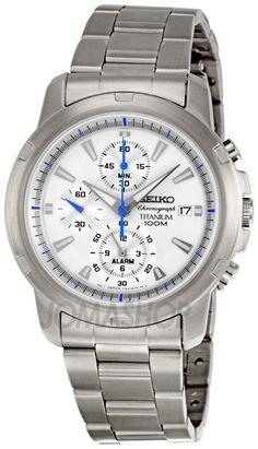 Seiko Chronograph Mens Watch SNAE45