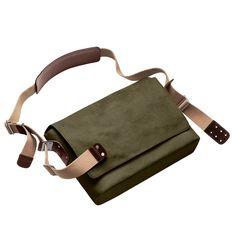 Barbican Messenger Bag M Moss by Brooks England