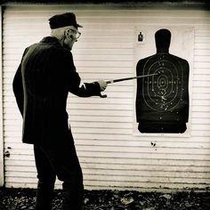 Anton Corbijn. William Burroughs