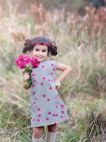 Allie Dot Dress by Joyfolie - Found at #GiltLive via @Gilt