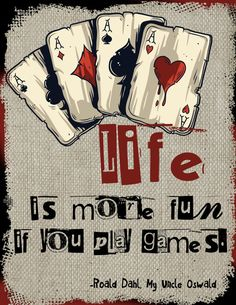 Wall Art Print Gambling by TimelessMemoryPrints on Etsy, $15.00