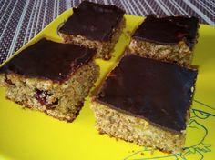 Jablkovo orechovy koláč Dessert Recipes, Desserts, Cooking, Food, Basket, Tailgate Desserts, Kitchen, Deserts, Essen