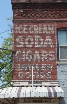 'Ghost signs' offer window to past