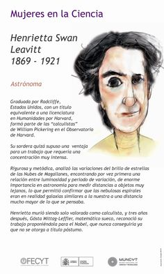 27 women of science through the images of Eulogia Merle and the words … Henrietta Leavitt, Facts About People, Curious Facts, Teaching Social Studies, Girl Power, Woman Power, Science Resources, Quotes By Famous People, Always Learning