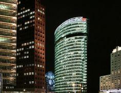 Berlin potsdamer platz db haus atnight - Berlin - Wikipedia, the free encyclopedia
