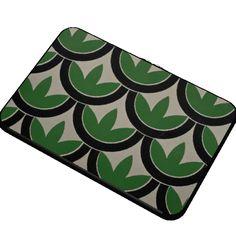 #Vintagepaper by #AnaVentura @Matty Chuah Citrus Report #citrusreport  #alloverprint  #laptopcase  #Macbookpro  #macbook  #computer   #paper  #leaves  #pattern  #green #citrusreport #@The Citrus Report