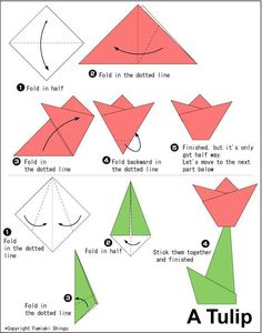 How to learn origami? The ultimate resource My daughter came home the other day asking to learn origami. Sadly, all I could remember from my youth was how to make a butterfly. And then I realized Tulip Origami, Instruções Origami, Origami Tattoo, Origami Mouse, Origami Yoda, Kids Origami, Origami Star Box, Origami Ball, Origami Dragon