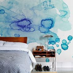 Spring decorating ideas: Soothing watercolour shades                                                                                                                                                      More