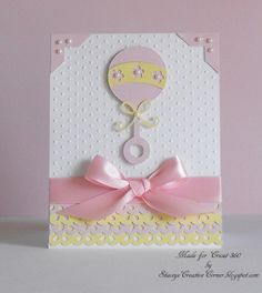 cards made with cricut new arrival cartridge  | staceyscreativecorner (@) gmail (dot) com