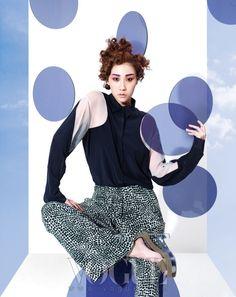 style.com- 맥카트니의 봄