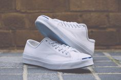 "Converse Jack Purcell Signature Ox ""Goat Leather"""