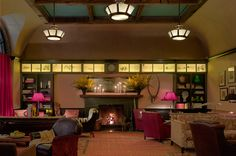 The Greenwich Hotel, Samantha Crasco, designer