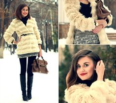 Winter-winter. :) (by Anastasia K.) http://lookbook.nu/look/2825141-Winter-winter