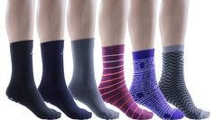 Sockbin Womens Cashmere Wool Slipper Socks, Soft, Non-Skid Silicon Gripper Sole *** Want to know more, click on the image.