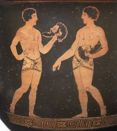 Image result for ancient greek theater performance