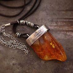 Baltic amber necklace 925 silver ewa lompe