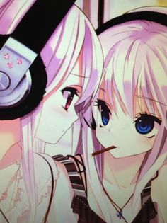 Cute Anime Bunny Girls