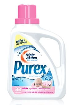 Purex Baby – Yep a Purex Especially For Babies! {Review} #PurexBaby (& Giveaway Ends 1/21) @mamasmoney