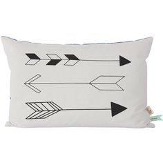 Ferm Living Native Arrow Tyyny 60x40cm