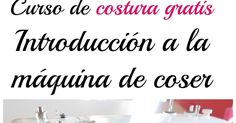 INTRODUCCIÓN A LA MÁQUINA DE COSER Math, Sewing Crafts, Sewing Patterns, Singer Sewing Tables, Crafts, Hipster Stuff, Board, Math Resources, Early Math