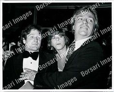 Eli Cummings Actor with Robin Williams and Wife