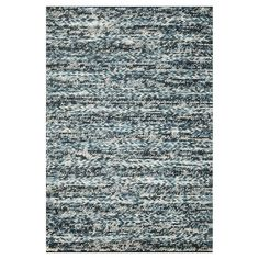 Casual Chic Blue 7 ft. 6 in. x 9 ft. 6 in. Area Rug