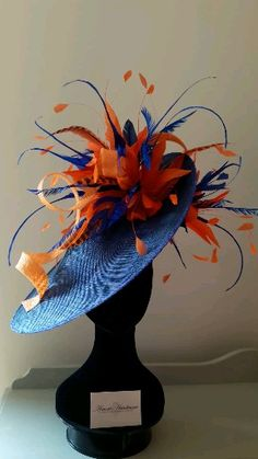 We are reputable milliners and make personalised hats and accessories. Sinamay Hats, Fascinator Headband, Millinery Hats, Diy Fashion Hats, Gothic Fashion, Fashion Fashion, Wedding Hats, Fascinators For Weddings, Kentucky Derby Hats