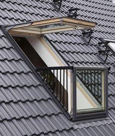 Velux GDL PK19 CABRIO Energy Star inkl. EDW+ BDX+BBX Dachfenster 94 x 252 cm