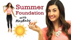 Foundation Tip and Summer OOTD with MayBaby #17Daily